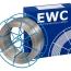 Проволока сварочная полированная MIG EWC SG2-NC, d 1,0 мм (карк. 18 кг)