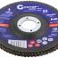 Круг лепестковый торцевой Cutop Profi (80 лепестков): 125 х 22,2 мм, Р40