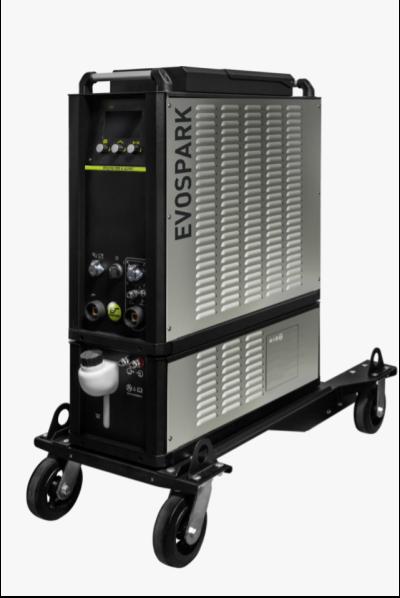 Сварочный аппарат EVOTIG 500 P AC/DC