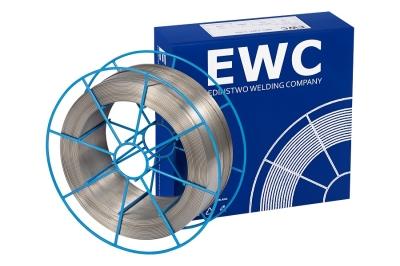 Проволока сварочная полированная MIG EWC SG2-NC, d 1,2 мм (карк. 18 кг)