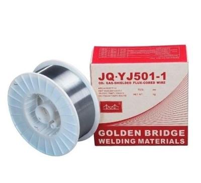Проволока сварочная порошковая JQ.YJ501-1 d=1,2 мм D300 15 кг