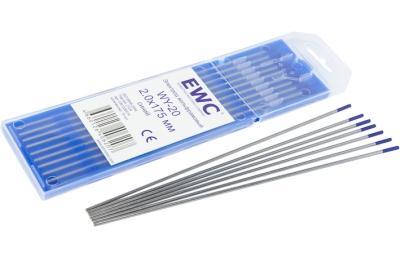 Электрод вольфрамовый EWC WY-20 2.4х175mm синий