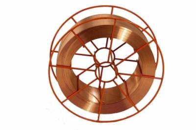 Проволока сварочная омеднённая MIG EWC SG2, d 0.8 мм (карк. 15 кг)