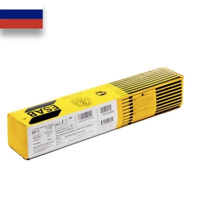 Электроды МР-3 4.0x450mm 6.5kg ESAB